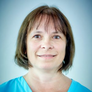 Prophylaxe Assistentin Ramona Holderberg - Zahnarztpraxis-Hocke