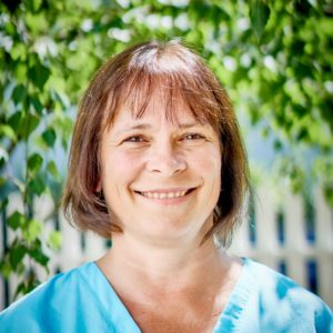 Prophylaxe-Assistentin Ramona Holderberg - Zahnarztpraxis-Hocke