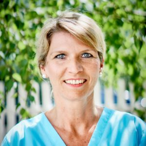 Rezeption Katrin Fenzke - Zahnarztpraxis-Hocke